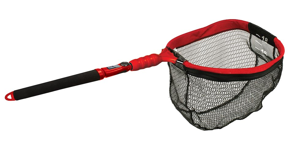 Ego s2 guide series nets for Ego fishing net